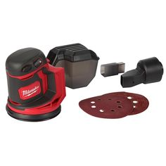 Milwaukee 2648-20 M18 Random Orbit Sander