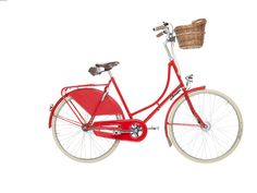 Get movin, resuse and stay in style with a retro bike!