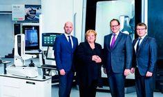 HAIMER firma un acuerdo con DMG Mori, adquiere la empresa Microset GmbH y se convierte en proveedor integral de máquina herramienta