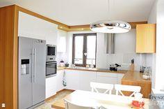 Kuchnia styl Nowoczesny - zdjęcie od Freszdizajn - projektowanie wnętrz - Kuchnia - Styl Nowoczesny - Freszdizajn - projektowanie wnętrz