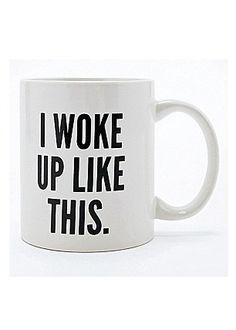Mug, £9, Urban Outfitters