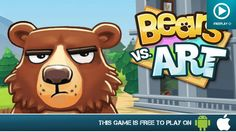 Bears vs. Art - Free On Android & iOS - Gameplay Trailer