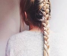 #braidsarecool #love #hairtrends #frenchbraid