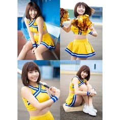 Grid Girls, Love Wallpaper, Cheerleading, Snow White, Idol, Kawaii, Cosplay, Asian, Poses