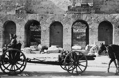 Cannon, Guns, Acropolis, Athens, Soldiers, Greece, Photographers, German, Viajes
