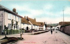Otterton, Devon, England. Some of my ancestors were from Otterton - if you're researching the surnames Willsman, Wellsman or Welsman, do get in touch! esjones <at> btopenworld.com Devon England, My Ancestors, Surnames, Past, Street View, Touch, Spaces