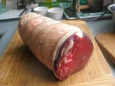 Something Else to Eat: Roast sirloin and Yorkshire pudding