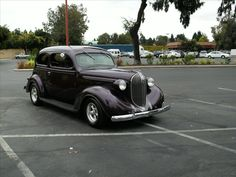 This 1938 Plymouth Sedan is listed on Carsforsale.com for $28,900 in San Luis Obispo, CA
