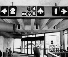 MINNESOTA ZOO WAYFINDING SYSTEM, DESIGNED BY LANCE WYMAN, 1981