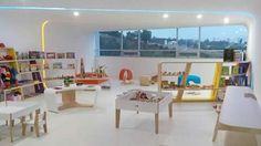 Space for kids architecture diseño niños arquitectura