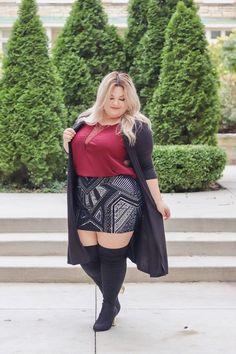 Big Girl Fashion, Curvy Women Fashion, Womens Fashion, Look Plus Size, Curvy Plus Size, Plus Size Fashion Blog, Fashion Blogger Style, Curvy Outfits, Plus Size Outfits