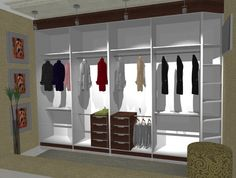 Statue of Broom Closet Cabinet Smart and Practical Solution to