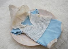 Newborn Boy Outfit, Baby Overall, Newborn Romper, Baby Boy Romper, Newborn Photo Prop, Newborn Props, 2 pieces set, Newborn Hoodie, Blue by LovelyBabyPhotoProps on Etsy