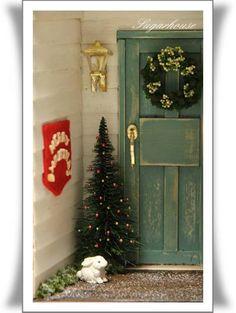 Marco de la Navidad # 3 - Sato ~ Blog Umama