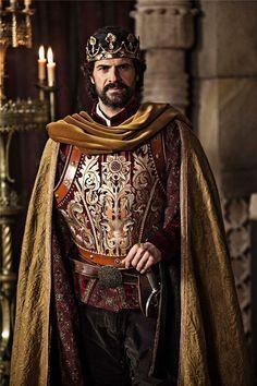 Rey Fernando II de Aragón (Rodolfo Sancho) - Isabel (tv)