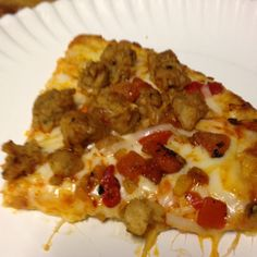 Check out our review of Trader Joe's Meatless Italian Style Sausage & Cheese Flatbread!