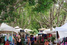 Best Saturday Markets Around Brisbane | Must do Brisbane