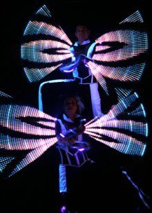 Illumine – LED & Glow Show   East Sussex  South East  UK
