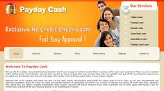 It is not impossible if you are expecting life without any hurdle or unwanted event. Financial crisis always knock the door at wrong time without signal and you can't avoid them. At payday cash loans, we offer you various financial remedies to fulfill your monetary needs and necessities.