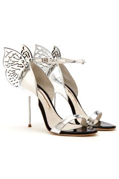 Eye candy: 10 extravagant heels for spring