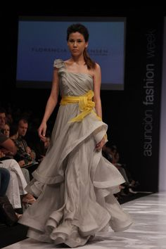 asuncion fashion week: florencia soerensen