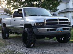 Cummins Diesel Trucks, Ram Trucks, Dodge Trucks, 2nd Gen Cummins, Custom Lifted Trucks, Off Road Wheels, Tyre Brands, Show Trucks, Offroad