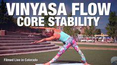 Five Parks Yoga - Core Stability - 60 Min Vinyasa Flow