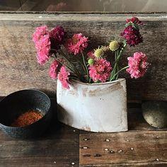 Vase by Judith Hoffmann ceramics
