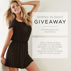 Make the most of Intimo's unmissable September giveaway to build your spring wardrobe | Intimo Lingerie