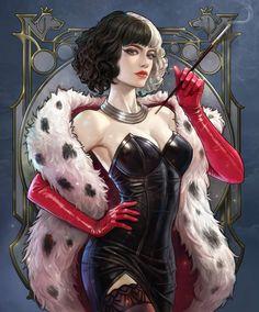 Illustrator, Fantasy Characters, Fictional Characters, Disney Characters, Geek Art, Pin Up Art, Disney Villains, Disney Magic, Dark Disney