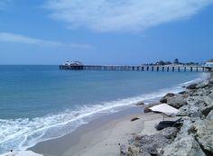 Beautiful day in Malibu...