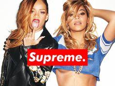 Supreme bitch!!