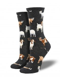 Silly Billy Goat Socks