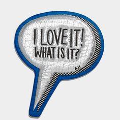 I Love It! Sticker
