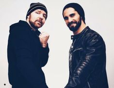 Brothers. Dean Ambrose and Seth Rollins.