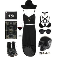 """i fink ur freeky"" by boodha on Polyvore"