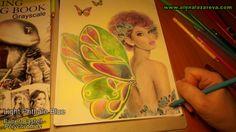 Tutorials -  Color in a Grayscale Image. by Alena Lazareva. Amazing colo...