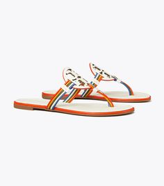 Tory Burch Miller Mignon Sandal: Women's Shoes | Tory Burch