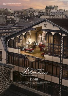 Les Journées Particulières 2013 - Louis Vuitton
