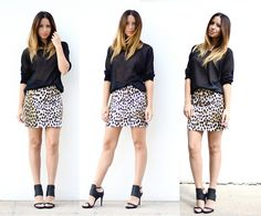 LEOPARD MINI (by Friend in Fashion *) http://lookbook.nu/look/4603791-LEOPARD-MINI