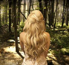 Gorgeous hair....