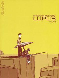 'Lupus', frederik Peeters