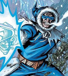 Image result for Captain Cold dc