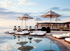 Las Ventanas al Paraiso is such an epic couples' escape it has an 11-page menu of romantic amenities... - Courtesy of Rosewood Hotels & Resorts