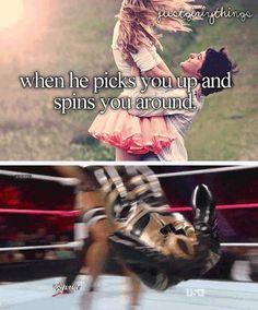 just girly thing parody spin around