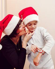 maman Noël et son petit lutin
