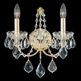 Found it at Wayfair - Century Two Light Wall Sconce