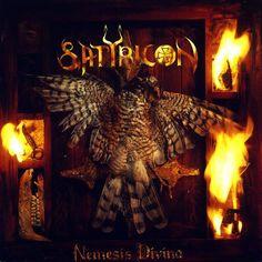 Caratula Frontal de Satyricon - Nemesis Divina