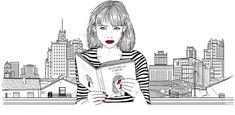 sara herranz, video, illustration, ilustracion, sara herranz illustration, new book, todo lo que nunca te dije lo guardo aquí