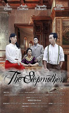 "English Comedy Night #2, ""THE STEPMOTHER"""